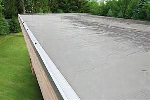 Epdm Dachfolie Selbstklebend : flat roof trim ~ Articles-book.com Haus und Dekorationen