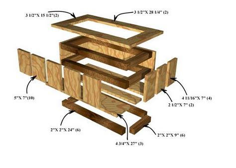 diy planter box plans    wooden planter boxes