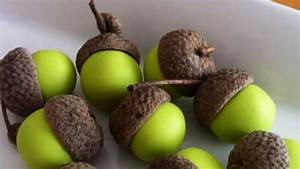 Awesome Acorn Decorations Acorn Home Deco Ideas - YouTube