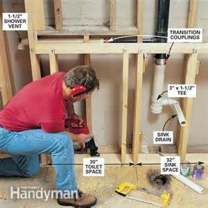 how do you replace a kitchen faucet how to remodel a small bathroom the family handyman