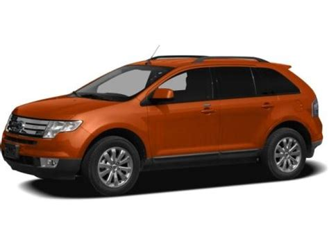 ford edge owner satisfaction consumer reports