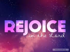 Rejoice the Lord in Church