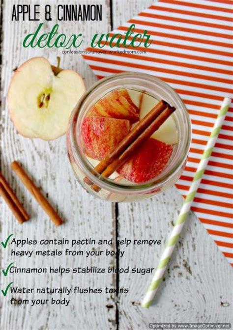 diy detox water recipes drinks  start