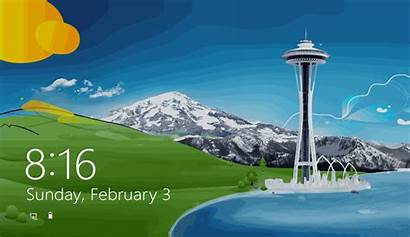 Change Windows Background Login Screen Lock Desktop