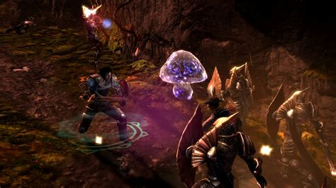 dungeon siege 3 local coop co optimus screens dungeon siege 3 co op details