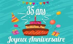 Cadeau Homme 35 Ans : carte anniversaire humour 35 ans virtuelle gratuite ~ Nature-et-papiers.com Idées de Décoration