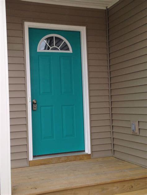 exterior door colors best 25 teal door ideas on colored front