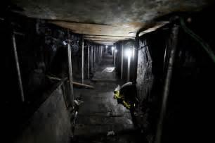 bank tunnel kebal bilik brazil terowong robbery ke sao paulo vault secret money dug terbongkar robbers menuju sepanjang polis pemandangan