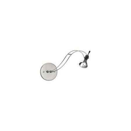lbl lighting hparcsc1a50mpt satin nickel 1 light swing arm