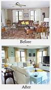 small space living room makeover Living Room Makeovers: Before and After Photos