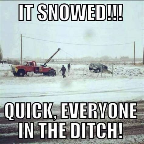 Driving In Snow Meme - snow driving meme quotes