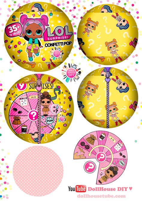 lol surprise custom dolls dollhouse diy