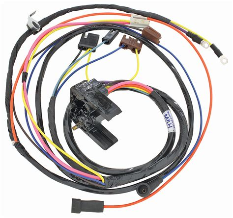 1969 Chevelle Engine Wiring by M H 1969 Chevelle Engine Harness 396 Hei W Gauges Opgi