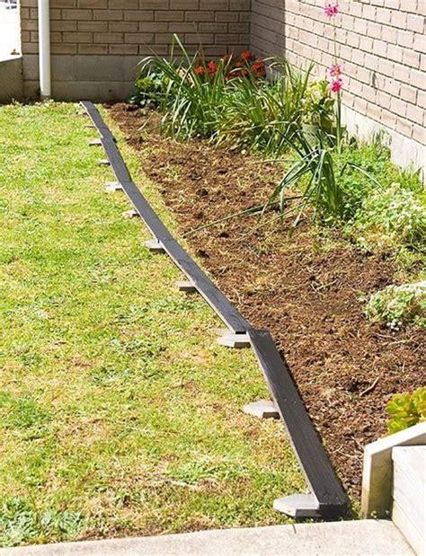 cheap garden edging 25 garden bed borders edging ideas for vegetable and