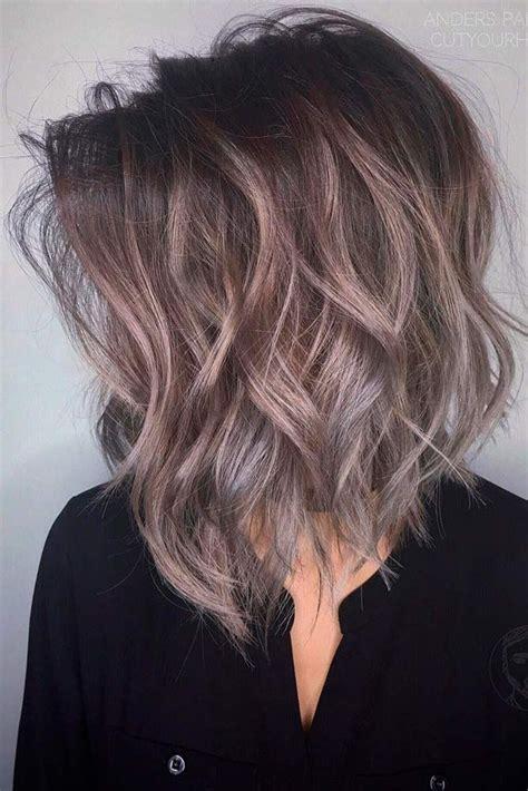 trendy hairstyles  medium length hair