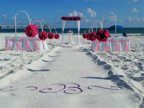 Affordable Destin Florida Beach Wedding Packages/ Beach