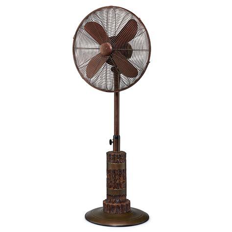 outdoor electric fans by deco outdoor floor fans