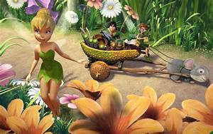 Tinkerbell tablet wallpaper images wallpaper and free download voltagebd Choice Image