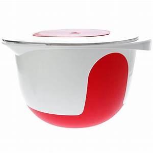 Rührschüssel Mit Deckel : emsa mix bake r hrsch ssel mit deckel 3 0 l wei rot ~ Eleganceandgraceweddings.com Haus und Dekorationen