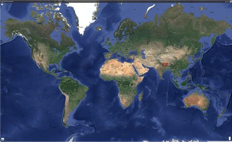 google earth imagery june   google earth blog