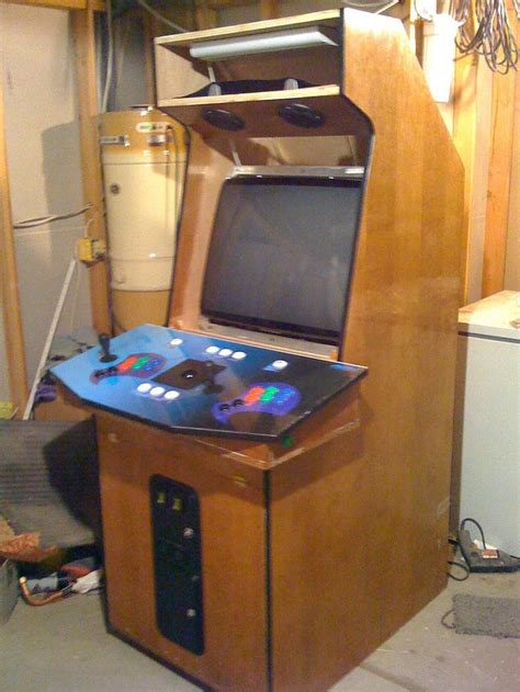 mame arcade cabinet diy 1000 images about for matt s home arcade someday on