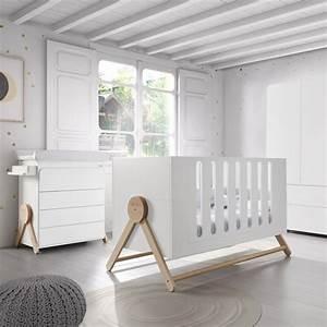 lit bb swing en bois de micuna lit bb moderne le trsor With canapé scandinave convertible avec tapis enfant rond