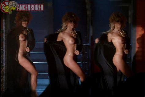Naked Pamela Anderson In Barb Wire