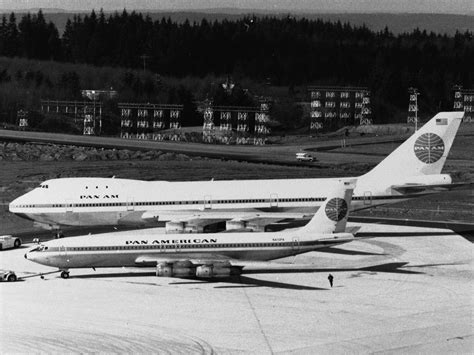 Boeing 747 First Flight 47 Years Ago  Business Insider
