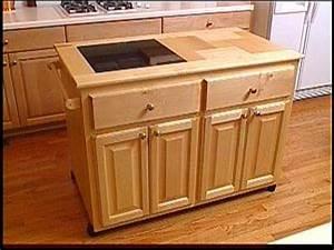 Portable Kitchen Island Granite Portable Kitchen Island