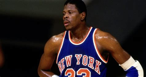 NBA Legend Patrick Ewing Tests Positive for Covid-19 ...