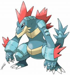302 Best Totodile Croconow And Feraligatr Images On