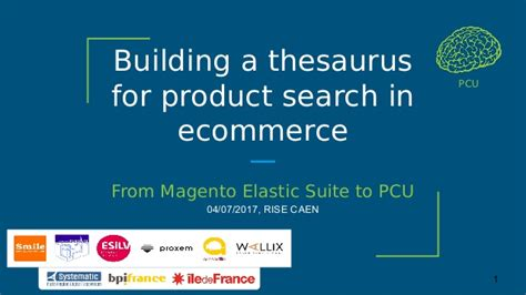 pcuatrise  building  thesaurus  product search