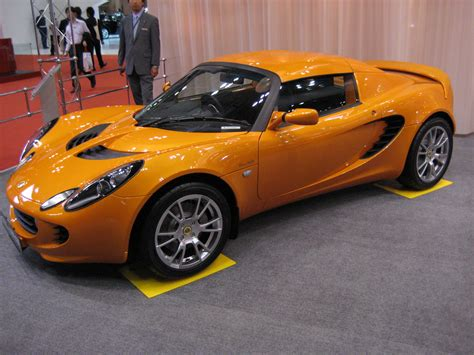 Automotive Area Lotus Elise Lotus Elise 2018 Lotus