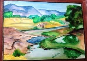 Nature Scenery Paintings