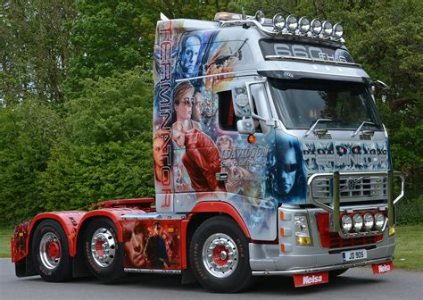 What's On At Truckfest North West