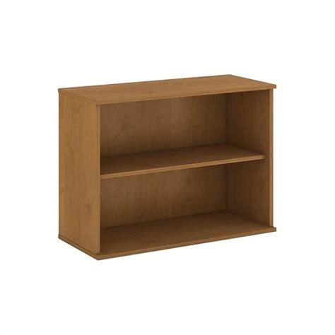 2 Shelf Bookcase by Bush Business Furniture 30h 2 Shelf Bookcase In
