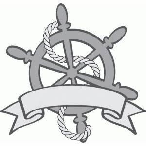 Silhouette Design Store - View Design #61231: ship wheel