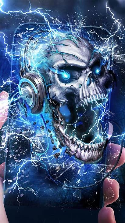 Skull Electric Pc Android Downloads Phone Apk