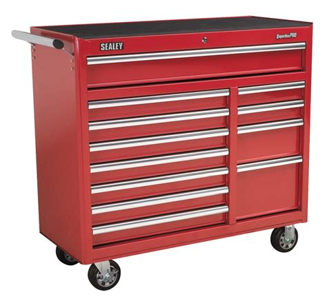 roller cabinet tool box sealey rollcab roll cab tool box roller cabinet ap41120 ebay