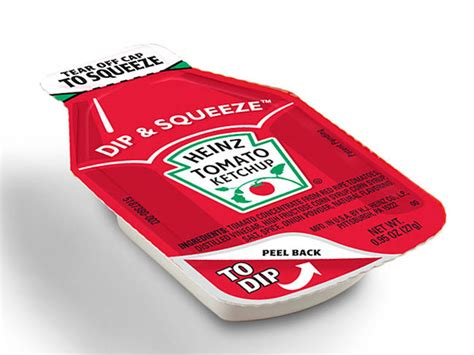 Heinz Dip & Squeeze on Packaging of the World - Creative ...