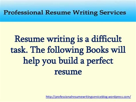 Books On Resume Writing by 4 Great Books On Resume Writing