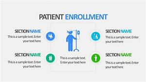 patient information powerpoint templates slidemodel With clinical trial template