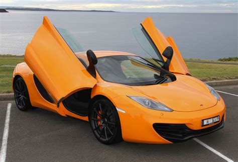 orange mclaren price mclaren mp4 12c review photos caradvice