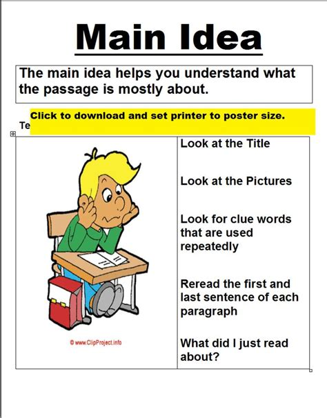 idea worksheets for 1st grade 408646 myscres