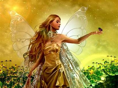 Wallpapers Fairy Fairies Angel Butterfly Screensavers Background