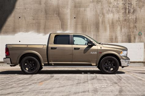 2014 Ram 1500 EcoDiesel Outdoorsman Crew Cab 4x4 Review