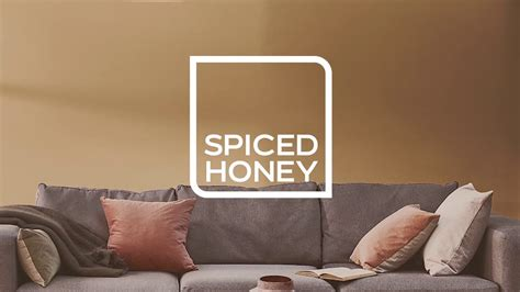 honey color dulux colour of the year 2019 spiced honey