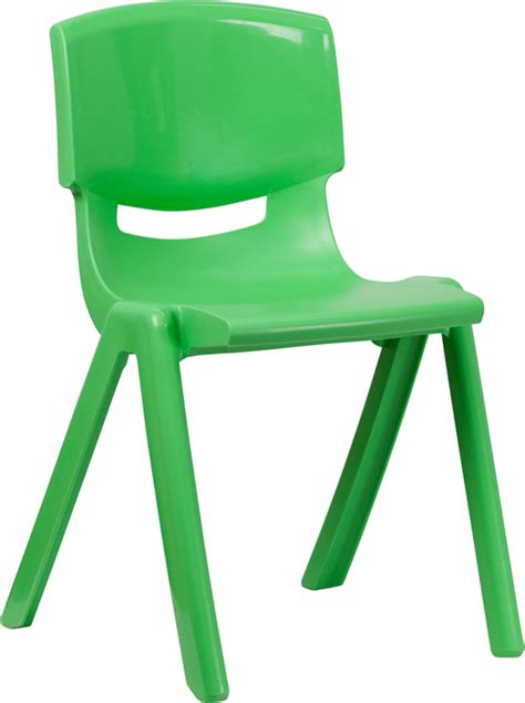 flash furniture green plastic stackable school chair w 18