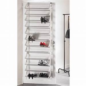 Range Chaussures Gifi : range chaussures porte plastique ~ Teatrodelosmanantiales.com Idées de Décoration