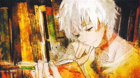 No 6 Anime Wallpaper - books anime anime boys mice no 6 shion no 6 wallpaper